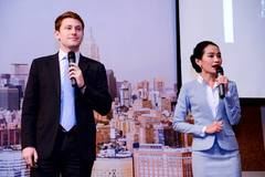 Daily rate (interpreter): Phiên dịch Nối tiếp Hội nghị - Vanessa Chu
