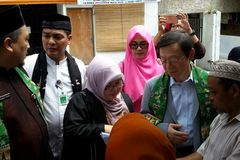 Daily rate (interpreter): Japanese - Indonesian Consecutive Interpreter in Jakarta